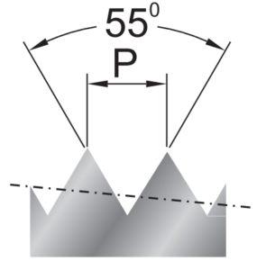 Rysunek przedstawia zarys narzynki R