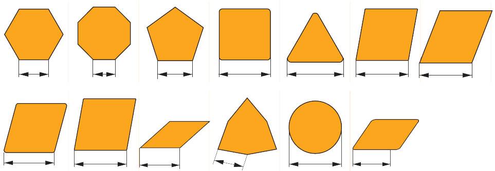 długość boku płytki podporowej
