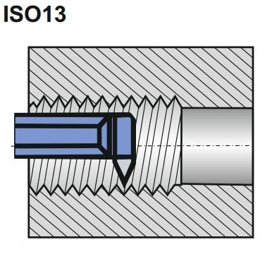 toczenie gwintów ISO13 NNGs