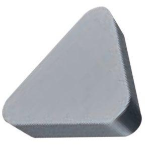 Płytka Wieloostrzowa TPUN 220408 SM25T produkcji Bailodnit nie pokrywana, przeznaczona do obróbki stali oraz stali nierdzewnych