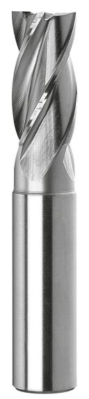 Frez trzpieniowy krótki NFPa DIN-844 HSS walcowo-czołowe