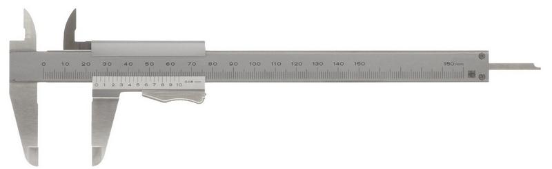 Zdjęcie przedstawia suwmiarkę L-150 0,05 noniuszową