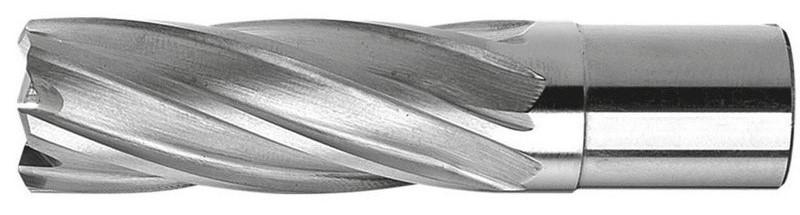 Przykład wiertła rurowego trepanacyjnego