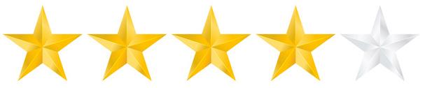 4 gwiazdki