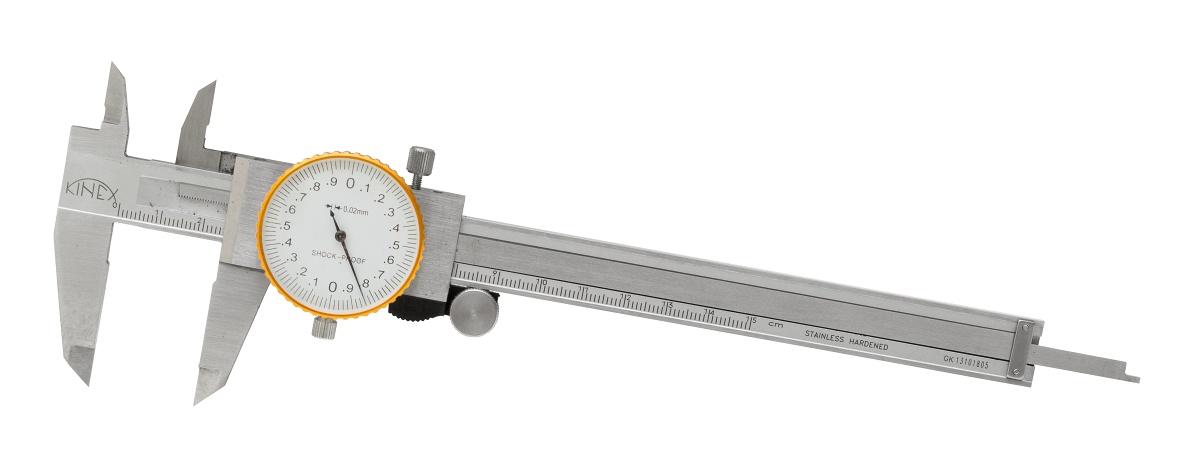 Suwmiarka zegarowa L 150 0,02