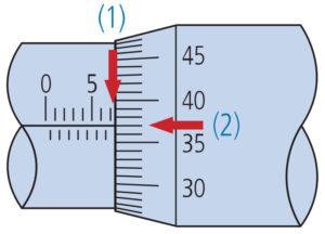 bęben mikrometra