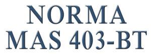 oprawki frezarskie norma MAS 403-BT