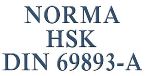 oprawki frezarskie norma din HSK