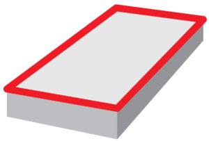 planowanie powierzchni