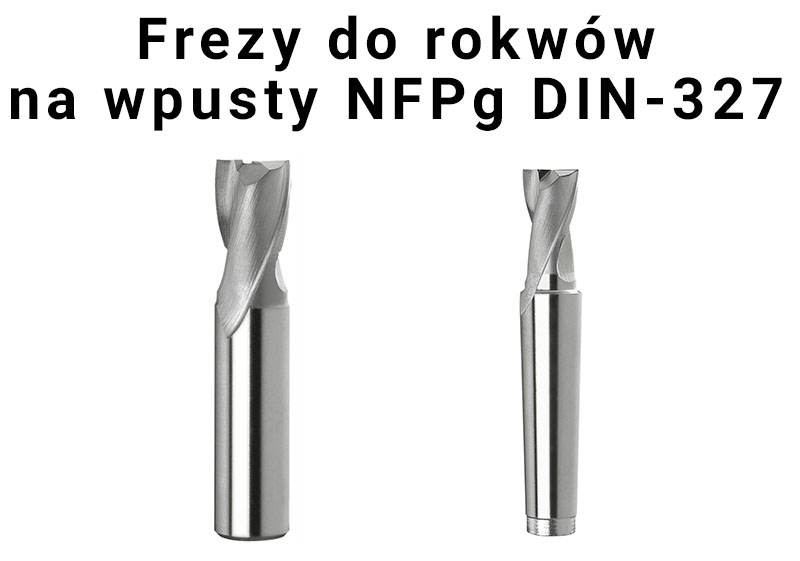 frezy do rowkow na wpusty