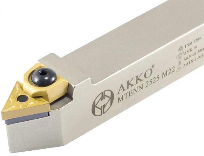 Nóż tokarski składany MTENN płytki TNMG