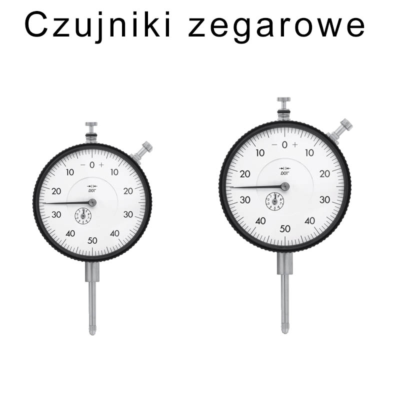 czujnik zegarowy budowa