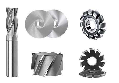 Rodzaje frezów do metalu