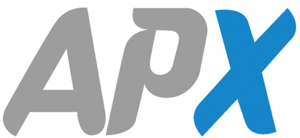 Logo firmy APX